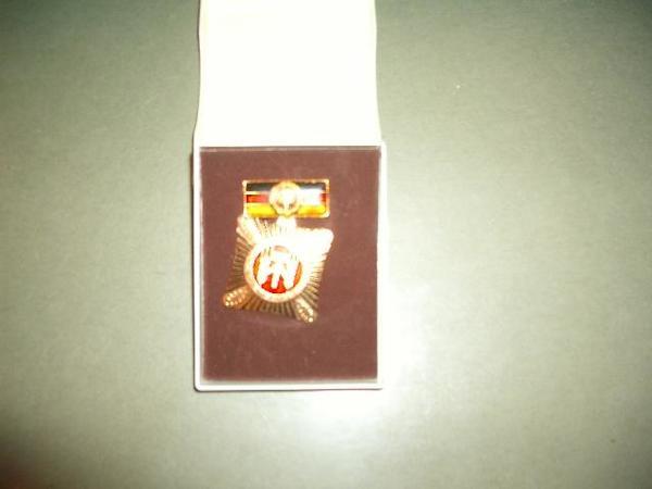 DDR - Orden mit Querbalken