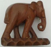 dekorativer Elefant aus