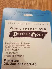Depeche Mode Front