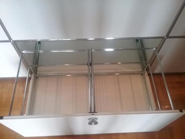 Büromöbel design klassiker  Designklassiker USM Haller Regal für Büro, Kanzlei oder privat in ...