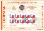 Deutsche Numisblätter aus dem Jahr