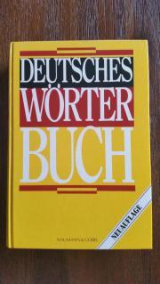 Deutsches Wörterbuch von