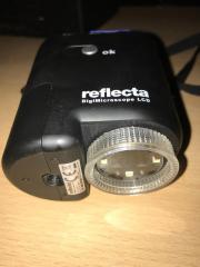 digitales Mikroskop reflecta