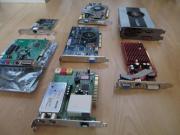 diverse Grafikkarten bis 1GB DDR5