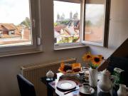 Domizil Domblick Ferienwohnung Speyer ruhige