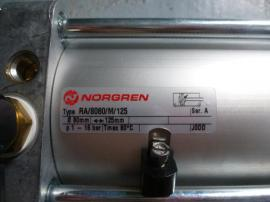 Sonstiger Gewerbebedarf - Druckluftzylinder Norgren RA 8080 M