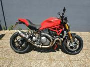 Ducati Monster 1200 S 0