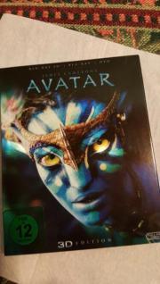 DVD Avatar 3D und 2D