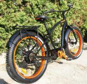 E Fat Bike