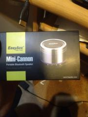 EasyAcc - Mini Cannon