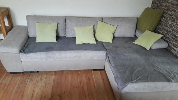 ecksofa bettfunktion gebraucht kaufen nur 2 st bis 70. Black Bedroom Furniture Sets. Home Design Ideas
