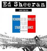 Ed Sheeran - Stehplatz /