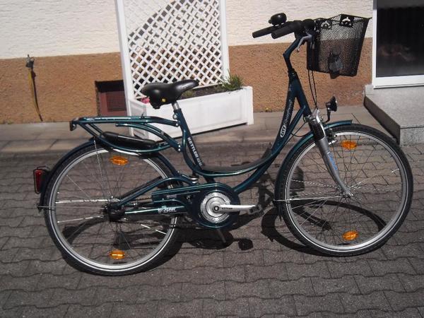 Ein Damenrad zum verlieben