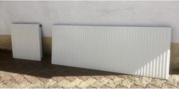 ein heizk rper modern in h rbranz fen heizung klimager te kaufen und verkaufen ber. Black Bedroom Furniture Sets. Home Design Ideas