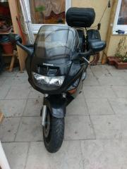 Eine Honda CBR