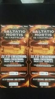 Eintrittskarten für Saltatio