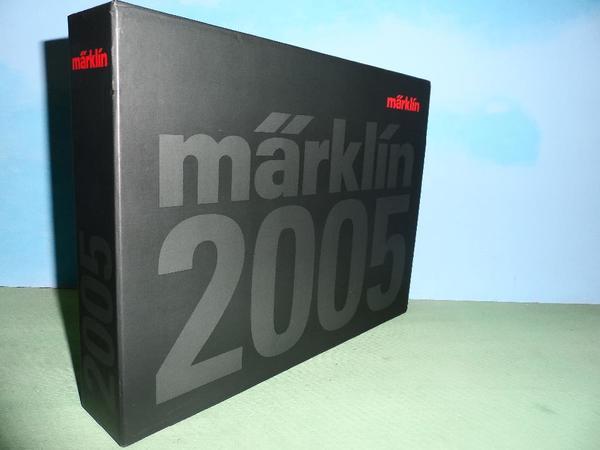 Eisenbahn Buch Märklin Jahrbuch-Set 2005 -