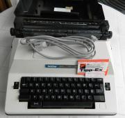 Elektrische Schreibmaschine Brother
