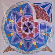 Esoterischer Dharma Gemälde