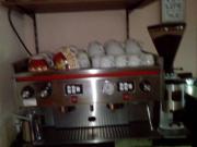 Espressomaschine für Gastrobetrieb