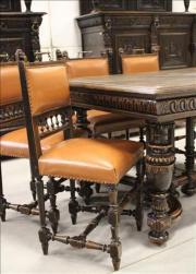 ... Bild 4   Esszimmer Gründerzeit 2Buffet Tisch 6 Stühle   Köln
