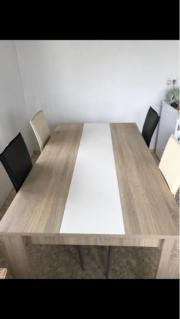 Esszimmer Tisch plus