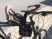 Fahrrad Kindersitz neuwertig!
