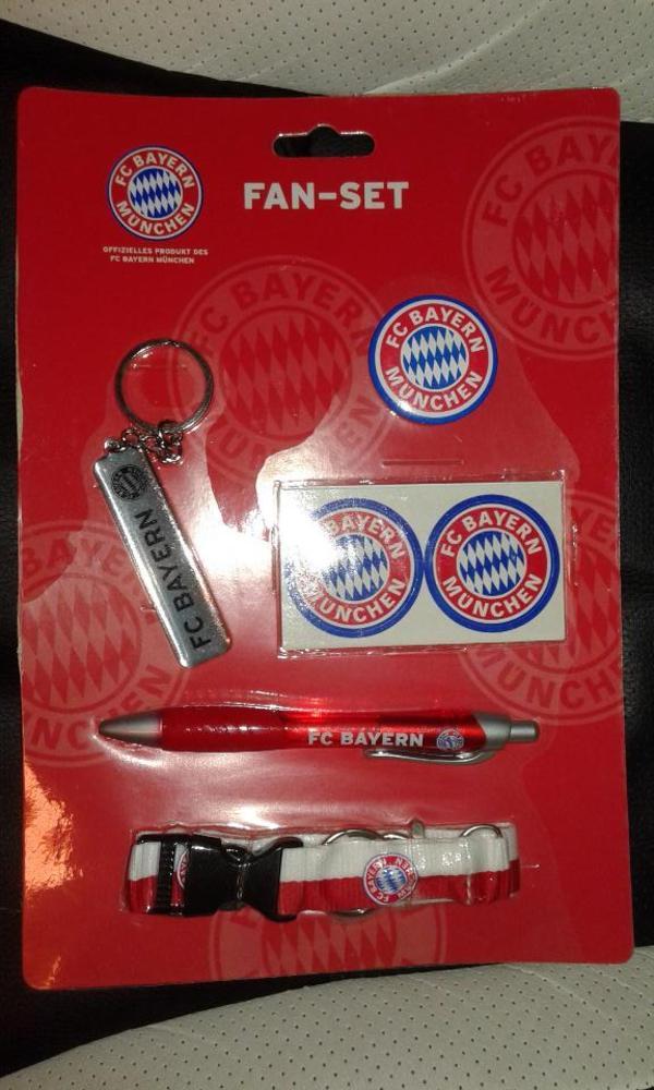 FC Bayern FAN-Set FCB Fanset