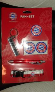 FC Bayern FAN-Set FCB Fanset