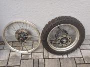 Felgensatz für Kawasaki
