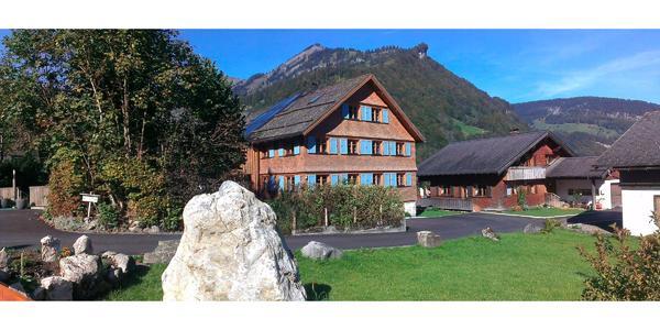 Ferienwohnungen in Mellau Bregenzerwald ab