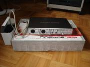 Firewire-Soundkarte m-
