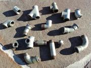 Fittinge verzinkt Installationsmaterial 1 2
