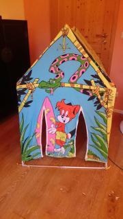 Fix und Foxi Kinder Spielhaus
