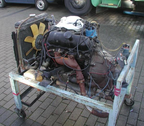 Ford V6 Motor an in Oberhausen-Rheinhausen - Ford-Teile kaufen und ...