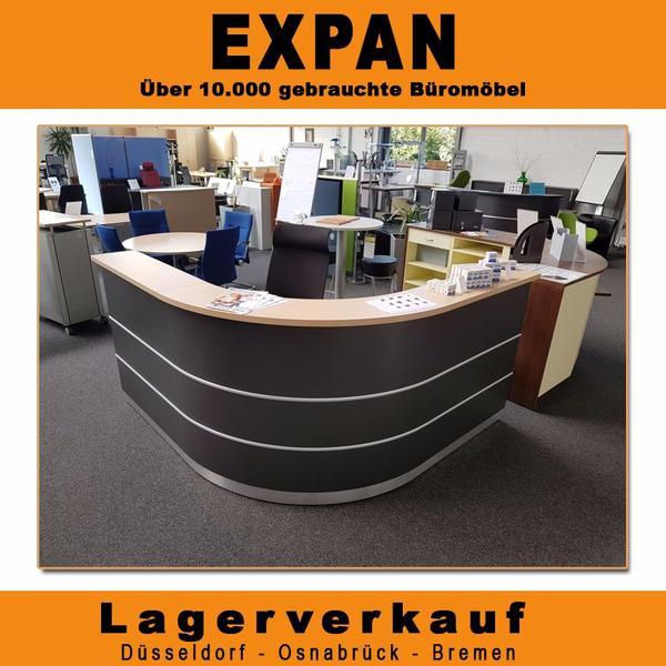 Büromöbel Empfangstheke - Design