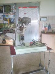 Fräsmaschine, Horizontalfräse