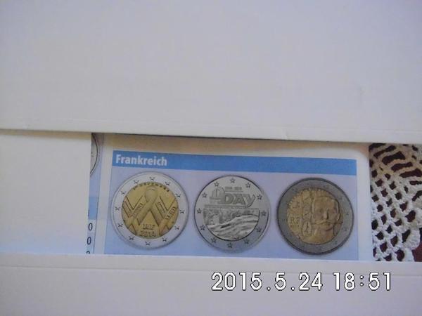 Frankreich 2 Euro Münzen In Bremen Kaufen Und Verkaufen über