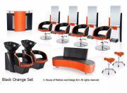 Friseursalon Einrichtung Friseurspiegel