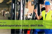 Gabelstaplerfahrer (m/w)-