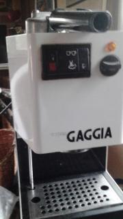 Gaggia Espressomaschine Siebträger
