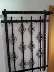 Garderobe Landhausstil Eisen