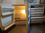 Gefrierschrank und Kühlschrank