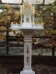 Geisterhaus thailändisches Geisterhaus aus Sandsteinguss