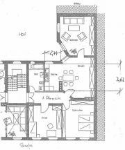 geräumige 4-Raum-