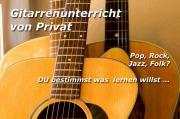 Gitarren-Unterricht in