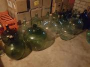 Glasballon, Gärflaschen