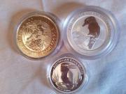 Gold und Silber lieb ich
