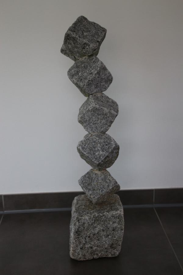Granitskulptur