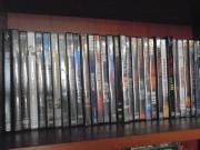Große DVD Sammlungsauflösung
